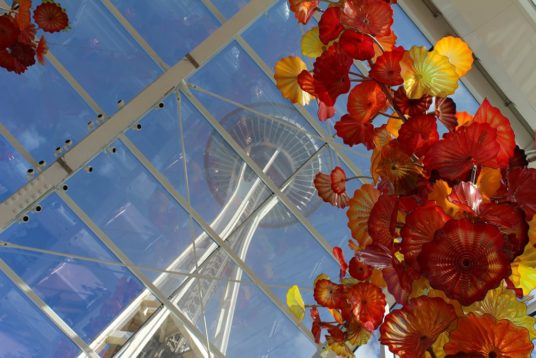 Chihuly, Seattle Space Needle