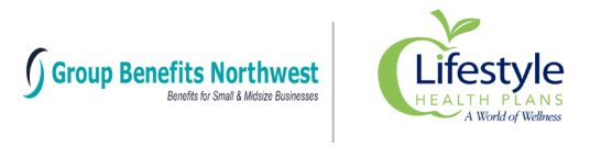 Lifestyle Health Plans Group Benefits Northwest logos